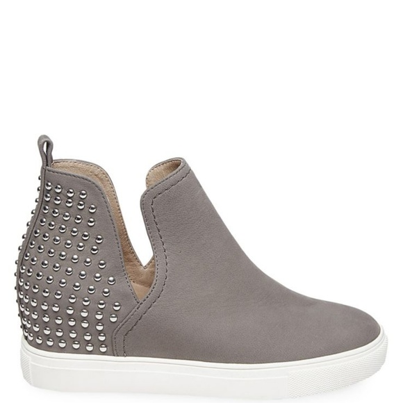1ae407d1e6a Steven by Steve Madden Coin Leather Wedge Sneaker